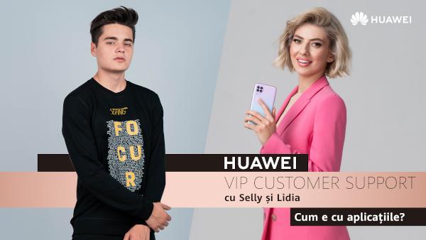Huawei P40 lite – smartphone-ul recomandat de Selly tinerilor care vor să devină creatori de conținut digital