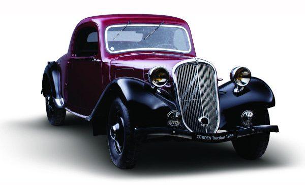 Istoria confortului Citroën