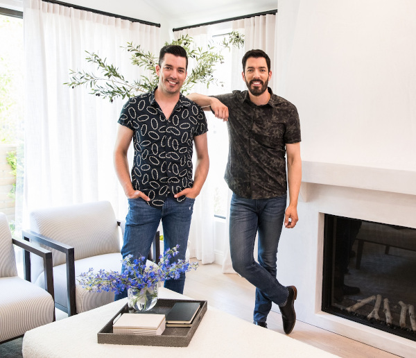 Jonathan and Drew Scott, HGTVs Celebrity IOU