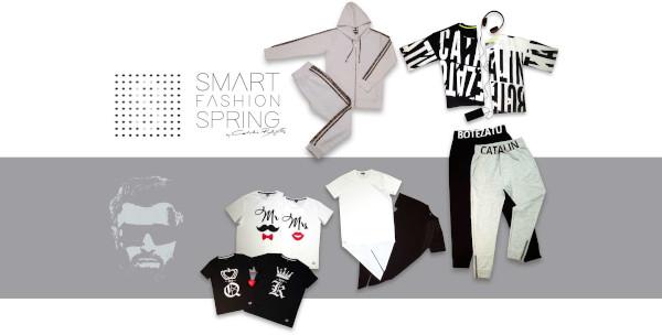 Kaufland lansează Smart Fashion Spring, o colecție casual de primăvară specială pentru #acasă by Cătălin Botezatu