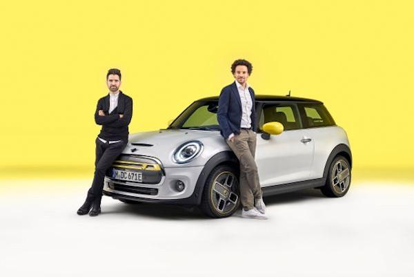 MINI Cooper SE Design. Oliver Heilmer & Renzo Vitale