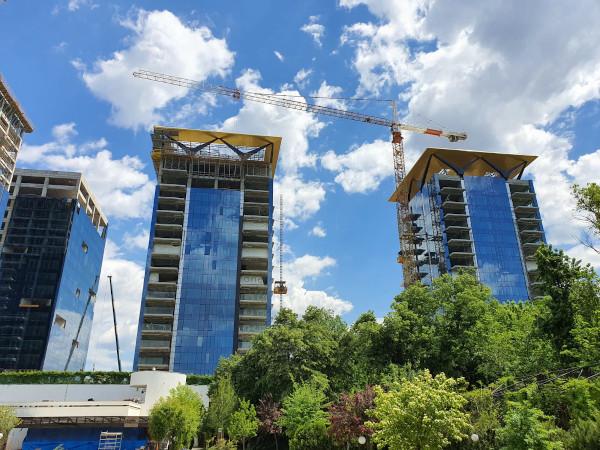 One Floreasca City. One Tower - One Mircea Eliade