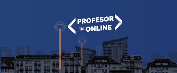 Profesor in Online