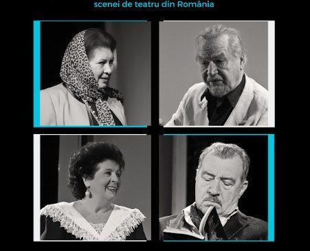 """Un """"omagiu adus marilor actori"""", spectacolul Quartet – cu regretații Florina Cercel și Damian Crâșmaru va fi difuzat online gratuit în această seară la Teatrelli"""