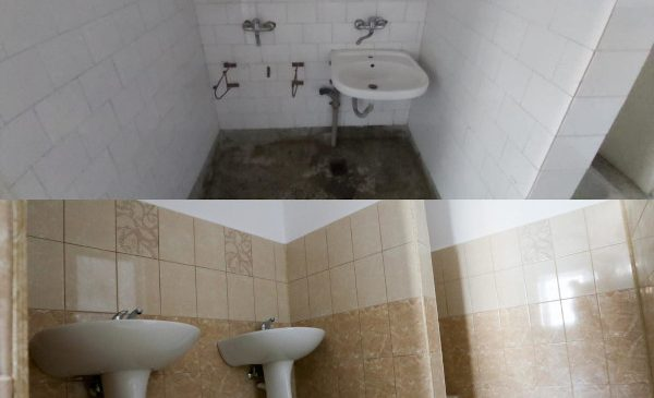 Dreptul la toalete continuă și în pandemie