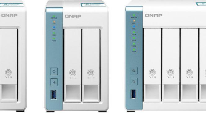 QNAP lansează TS-x31K, o serie NAS cu procesoare quad-core pentru Cloud privat acasă