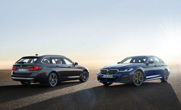 Noile BMW Seria 5 Sedan şi Touring