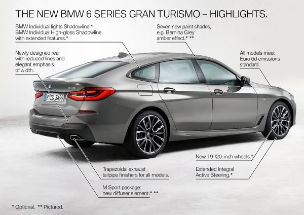 The new BMW 6 Series Gran Turismo - Highlights 3