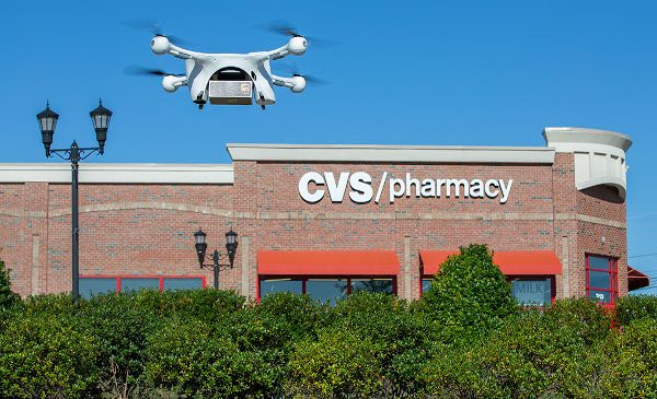 UPS Flight Forward și CVS lansează serviciul de livrare cu drone în cea mai mare comunitate de persoane în vârstă din Florida, ca suport în criza COVID-19