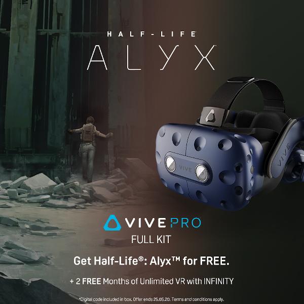VIVE Pro HLA