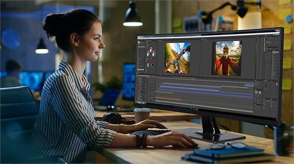 ViewSonic ColorPro Scenario