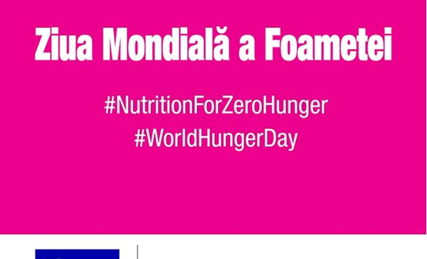 Parteneriat între Herbalife Nutrition și The Hunger Project pentru a reduce foametea la zero