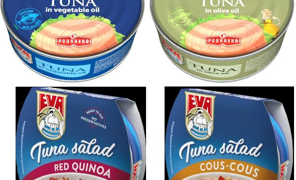 Să slăbim e de bonton! Cu EVA – Salată de Ton