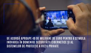 fonduri UE inovarea în domeniul securității cibernetice