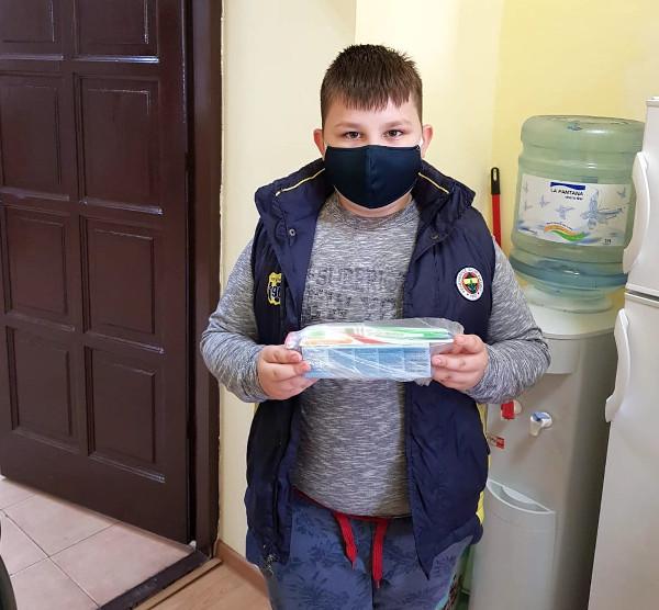 donatie produse GSK_Timisoara 1