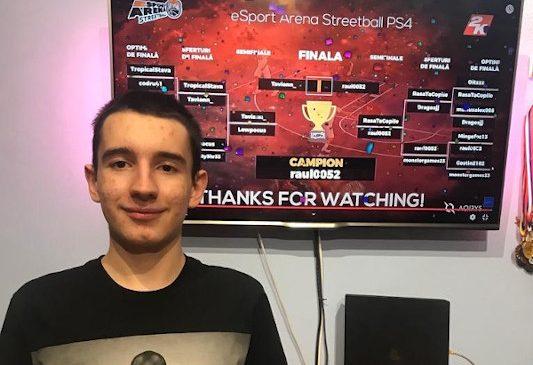 Primul turneu de baschet 3×3 online organizat de către Sport Arena Streetball susținut și de Fundația Alexandrion
