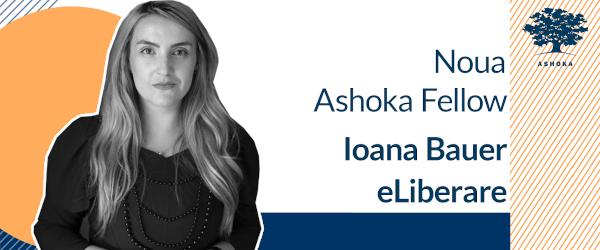 Ioana Bauer - Ashoka Fellow