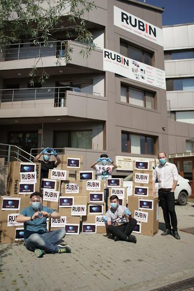 Rubin 2000 - Platforma UNITED, o initiativa UNTOLD Nation