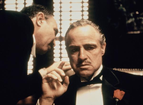 The Godfather - Nasul - Corleone