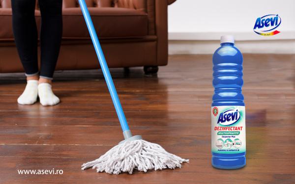 Asevi dezinfectant suprafete Gerpostar Plus