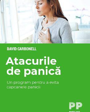 """""""Atacurile de panică"""" de David Carbonell"""