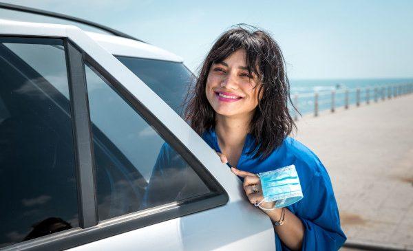 Uber ajunge în Constanța. Aylin Cadîr este primul utilizator care a încercat Uber în Constanța