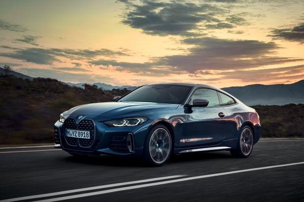 "BMW M440i xDrive, Arctic Race Blue, Rim 19"" Styling 797 M"