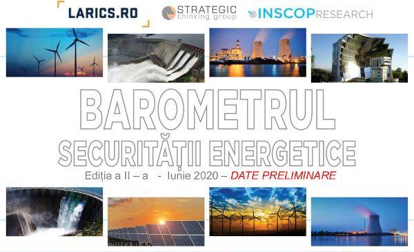 Barometrul Securității Energetice. Ediția a II-a, Iunie 2020