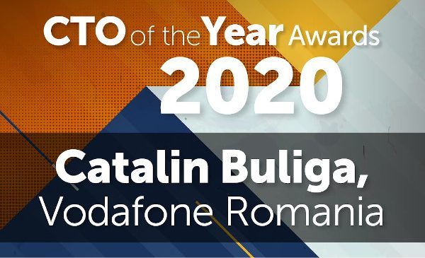 Cătălin Buliga – CTO of the year 2020 (Gamechanger)