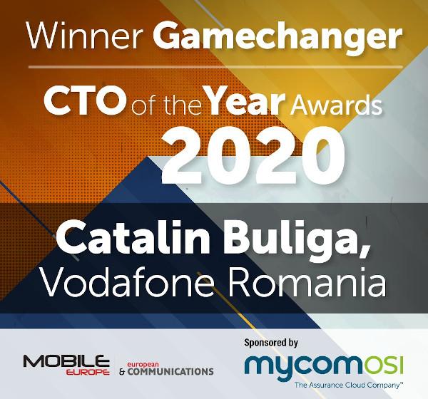 Cătălin Buliga, CTO of the Year Awards