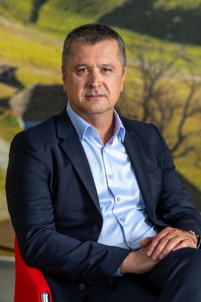 Cătălin Buliga, Vodafone România