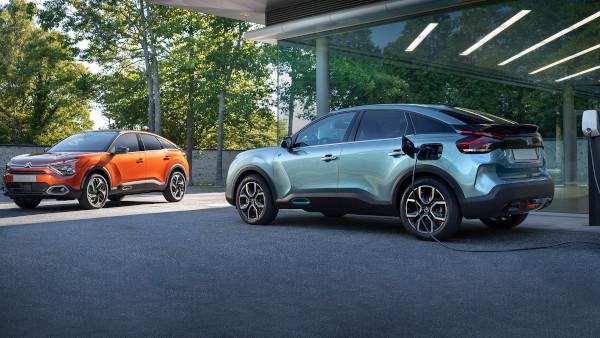 Noile Ë-C4 – 100% ëlectric și C4: Citroën prezintă hatchback-ul de nouă generație