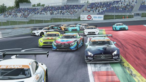 Piloții consacrați, cot la cot cu sim-racerii și gamerii, la ultima etapă a Campionatul Național Digital pe Circuit