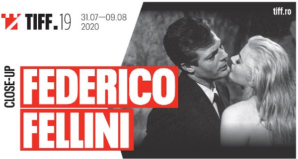 Close-up Federico Fellini la TIFF 2020
