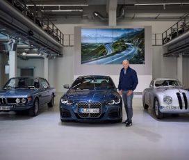 Prezentarea digitală mondială a noului BMW Seria 4 Coupé