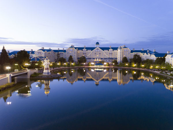 Disneys Newport Bay Club - Disneyland Paris