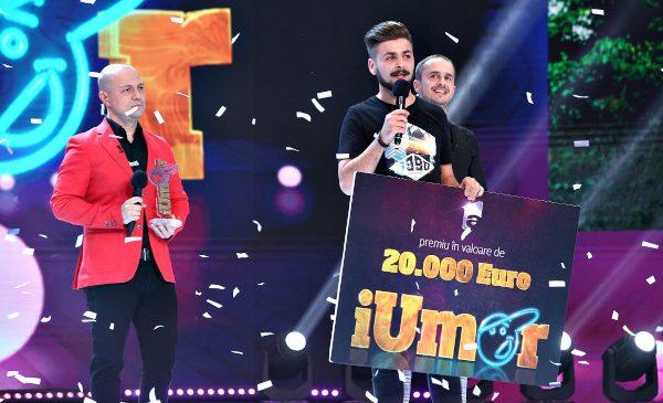 Edi Vacariu este câștigătorul iUmor, sezonul 8