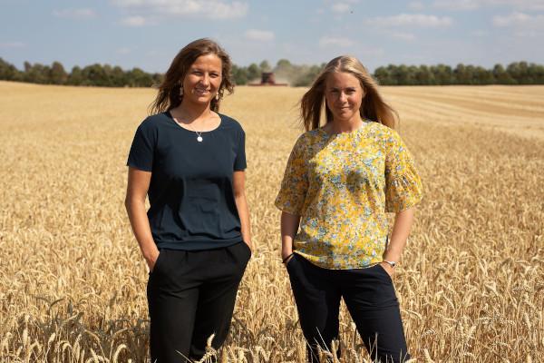 Julie Koch Fahler and Ida Boesen, Co-Founders. Commoditrader