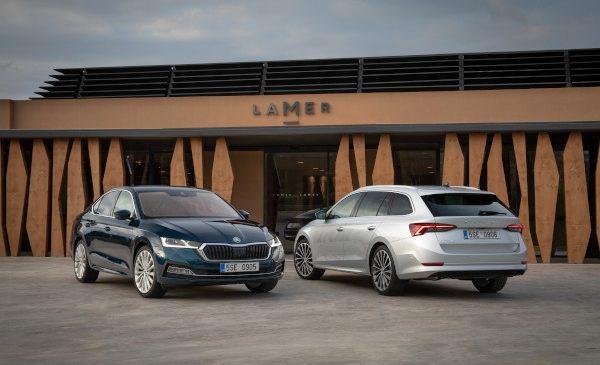 ŠKODA OCTAVIA și ŠKODA SUPERB au fost votate Automobilele 4×4 ale Anului
