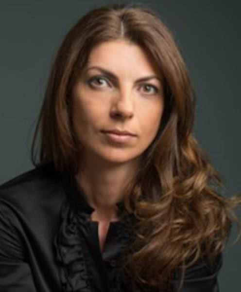 Oana Petroff, CEO MediaCom România