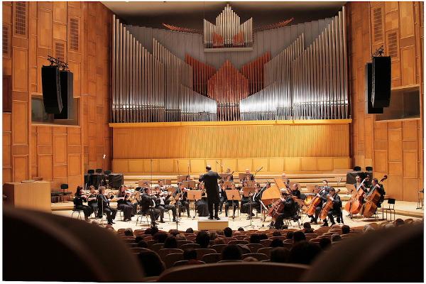 Orchestra de Camera Radio. Foto Alexandru Dolea
