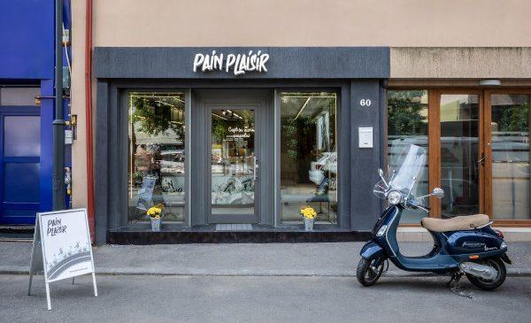 WOPA şi Pain Plaisir fac un colaj între pâine şi oraş