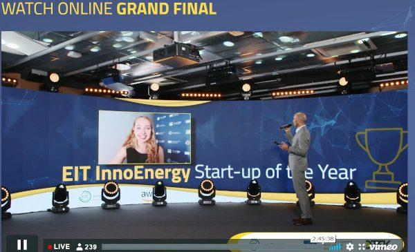 """Woola din Estonia câștigă marea finală a competiției EIT InnoEnergy, PowerUp! 2020 și premiul """"Startup-ul anului din Europa Centrală și de Est"""""""