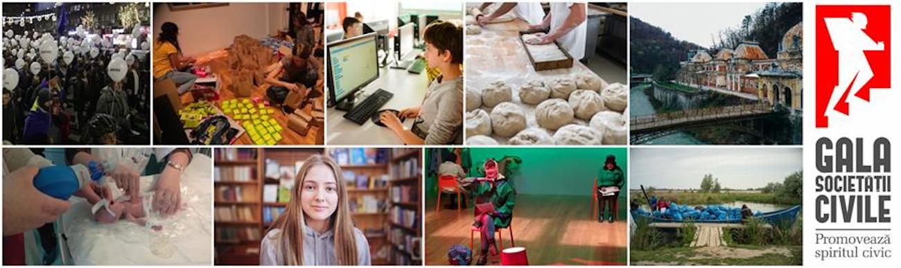 Proiecte pentru Tineret - Gala Societatii Civile 2020