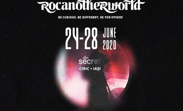 Ediția din 2020 a Rocanotherworld stă sub semnul solidarității și susține 500 de familii din medii defavorizate din județul Iași