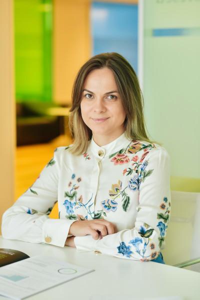 Raluca Bâldea, Deloitte România