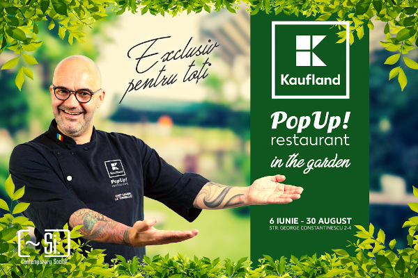 Redeschidere Pop-up Restaurant_Kaufland