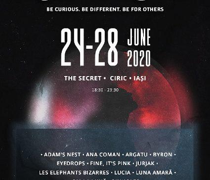 A 5-a ediție Rocanotherworld va avea loc în perioada 24-28 iunie la Iași