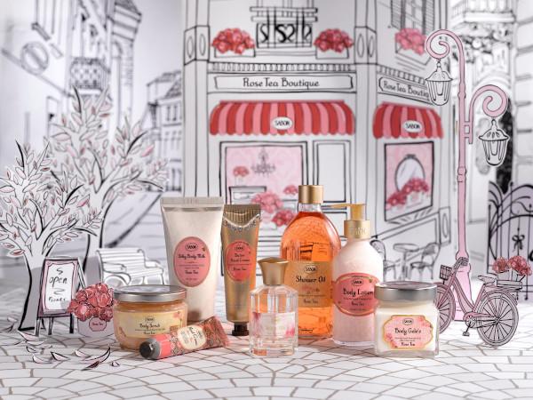 Rose Tea boutique 1