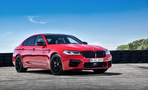 Noile BMW M5 şi BMW M5 Competition